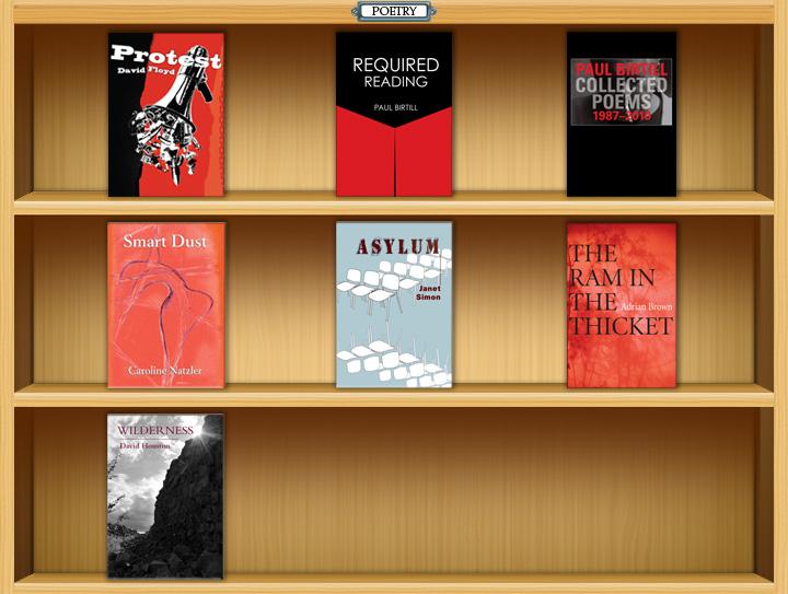 Poetry Bookshelf