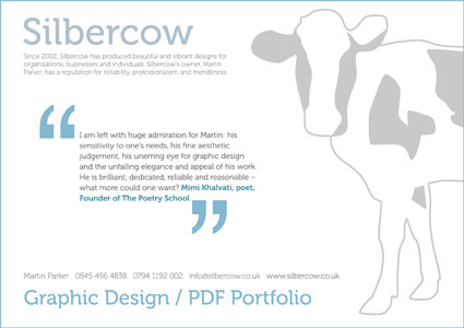Silbercow-Portfolio