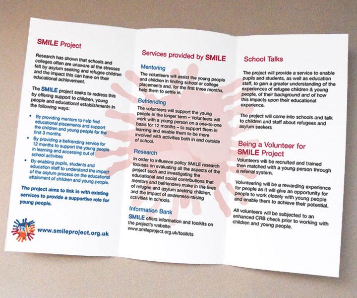Smile DL leaflet inside