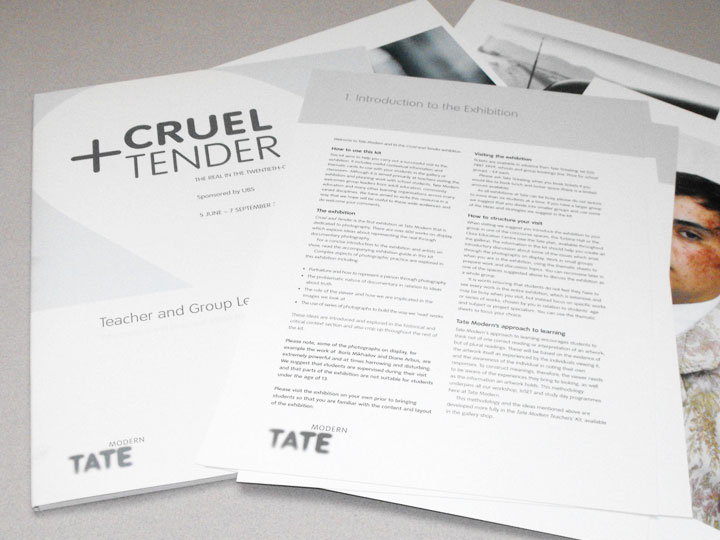 Tate - Cruel and Tender